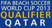 AFC Beach Soccer World Cup Asian qualifiers